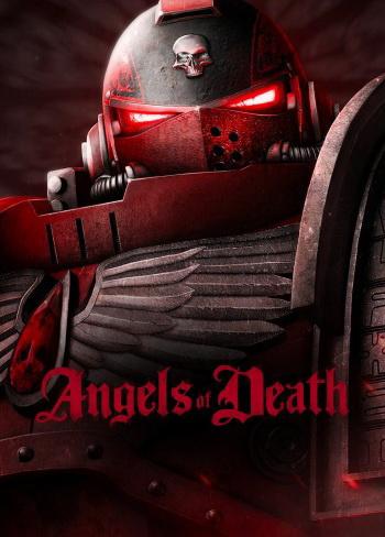 Ангелы смерти | Angels of Death [TV-1] (Ричард Бойлэн) [04 из 10] [RUS, (Ultradox)] [2021 г., ужасы, боевик, фантастика, WEBRip 1080p] | Ultradox