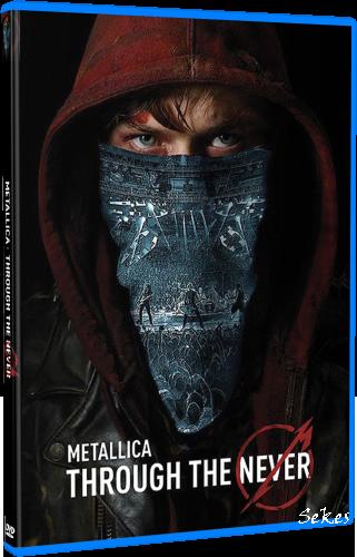 Metallica -Through the Never (Japan Edition) (2013, BDRip 1080p)