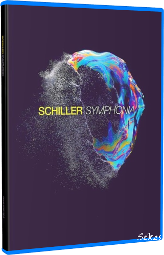 Schiller - Symphonia (2014, Blu-ray)