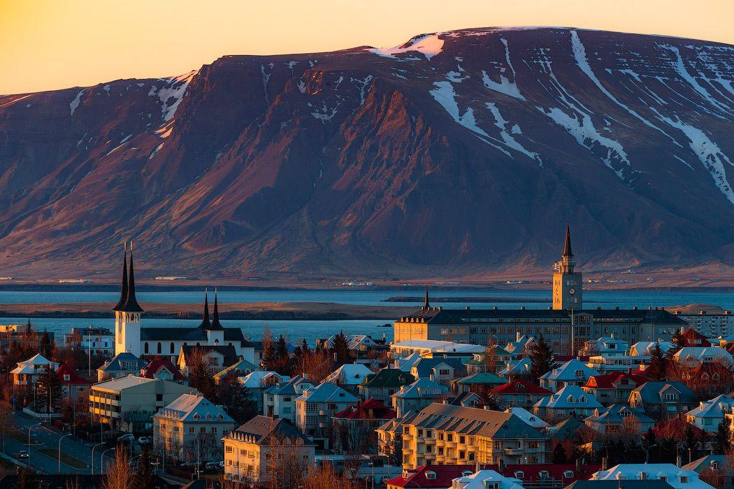 Исландия, страна, в которую русские могут переехать на ПМЖ