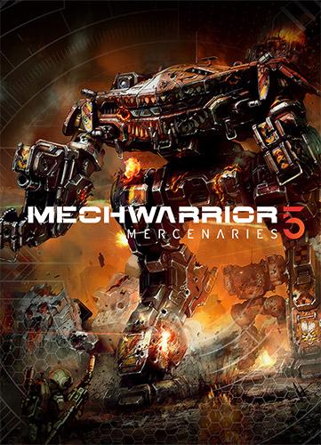 MechWarrior 5: Mercenaries – v1.1.303 + 2 DLCs + Bonus OST