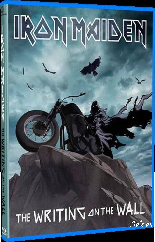 Iron Maiden - Senjutsu (The Writing On The Wall) (2021, Blu-ray)