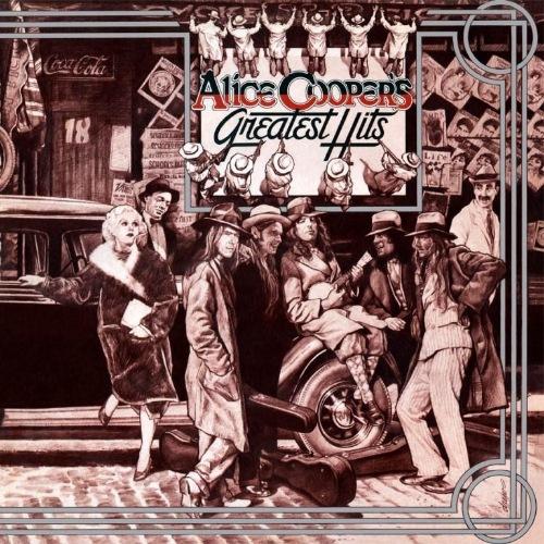 Alice Cooper - Greatest Hits [24-bit Hi-Res] (1974/2014) FLAC