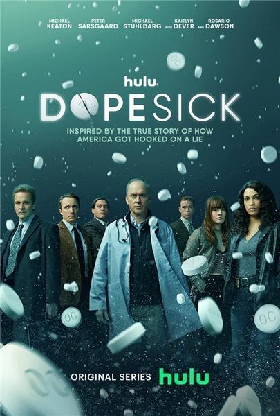 Ломка / Dopesick [Сезон: 1, Серии: 1-3 (8)] (2021) WEB-DL 1080p | HDrezka Studio