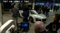 National Geographic: Ultimate Factories Audi R8 (2009) HDTVRip 720p