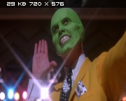 Маска / The Mask (1994/BD-Remux/DVD9/DVD5/HQRip)