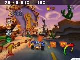 Crash Nitro Kart [PAL] [GC]