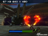Dragon Blade : Wrath of Fire [PAL] [Wii]