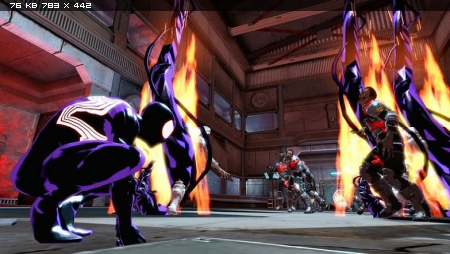 Descargar Spider-man: Shattered Dimensions (2010) Full Español C7c2496029584a640c080fd9718af598