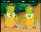 Лунтик. Воздушные шарики (Сезон 6, Выпуск 4) (2011) DVD5