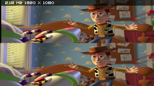 ������� ������� 1 � 3� / Toy Story 3D ������������ ����������