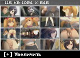 Приставания в скором поезде ~Мотылек~ / Natsumushi The Animation [ 2 из 2 ] [JPN;RUS] Anime Hentai