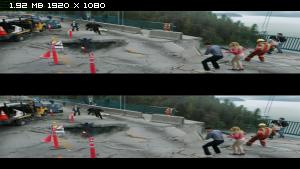 Пункт нaзначения 5 в 3Д / Finаl Dеstination 5 3D (2011) BDRip 1080p / 5.5 Gb [Half OverUnder / Вертикальная анаморфная стереопара]