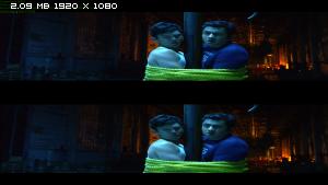 ������� ��������� �������� � ������ � 3� / A Very Harold & Kumar 3D Christmas 3D ������������ ����������