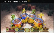 Принцесса и лягушка / The Princess and The Frog [PAL] [Wii] [Русская версия]