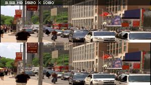 Samsung Demo 3D (v.3) в 3Д / 3D Вертикальная анаморфная