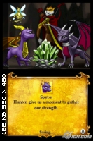 Legend of Spyro: Dawn of the Dragon [EUR] [NDS]