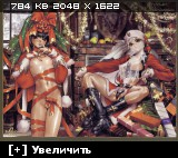[ Masamune Shirow ] - Artbooks & Posterbooks / Арт и Постеры [Ptcen] [737 pic] [JPG] [JAP,ENG] Hentai ART