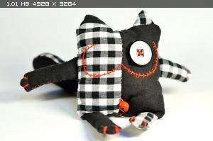 Оригинальные игрушки из ткани - Древо Даров