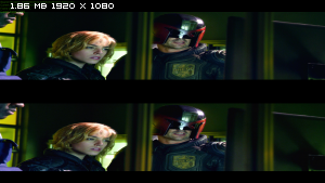 ����� ����� 3D / Dredd 3D (2012) BDRip 1080p | 3D-Video | DUB