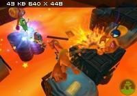 SpongeBob SquarePants featuring Nicktoons: Globs of Doom [PAL] [Wii]