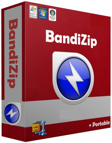 BandiZip 3.07 Build 10643 + Portable + Iconpack