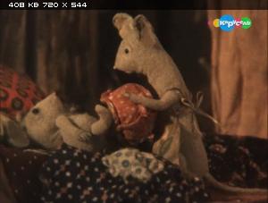 Сказка о глупом мышонке (1981) SATRip
