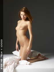 [Hegre-Art] Ksenia - Bed Games (2013) [HQ Photoset]