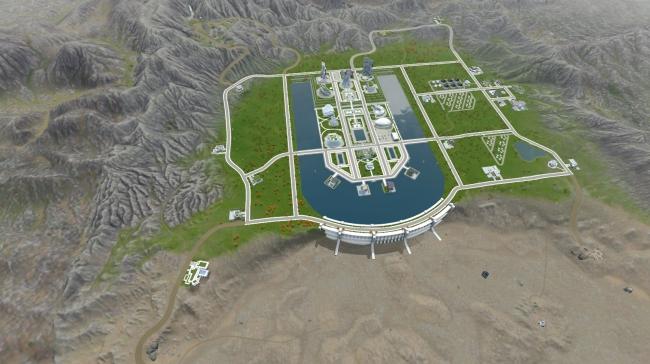 Оазис приземления в The Sims 3 Вперед в будущее - Форум