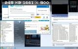 Microsoft Windows 7 Ultimate SP1 6.1.7601.22616 х64 RU Games