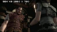 Новые скриншоты переиздания Resident Evil HD Remaster A04208f558194902a683ae018e330369