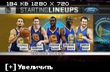 Баскетбол. NBA Playoffs 2015. West. Final. Game 4. Golden State Warriors vs. Houston Rockets [25.05] (2015) HDTVRip 720p | 50 fps