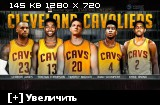 ���������. NBA Playoffs 2015. East. Final. Game 4. Cleveland Cavaliers vs. Atlanta Hawks [26.05] (2015) HDTVRip 720p | 50 fps