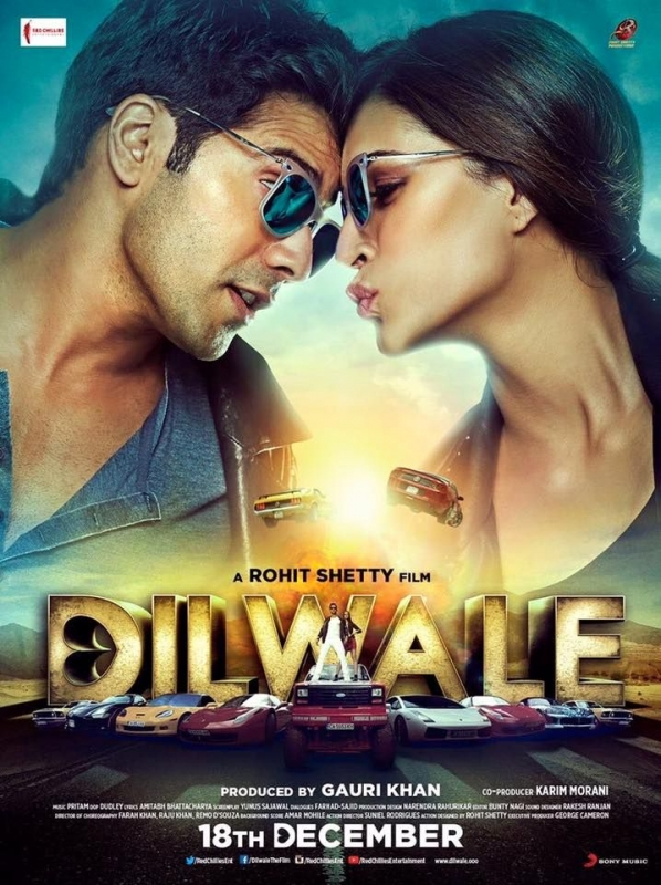 Dilwale (2015) Full Hindi Movie Watch Online DvD Print