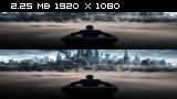 Без черных полос (На весь экран) Мафия: Игра на выживание 3D / Survival Game 3D  Вертикальная анаморфная