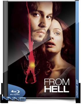 Из ада / From Hell (2001) BDRip 720p от NNNB   D, P, A, L1