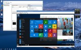 Windows 10 Enterprise 2016 LTSB 14393.594 Hyper-V PIP by Lopatkin (x64) (2017) Rus/Eng