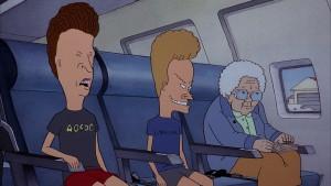 Бивис и Батт-Хед уделывают Америку / Beavis and Butt-Head Do America (1996) WEB-DL 1080p