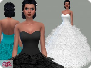 Формальная одежда, свадебные наряды - Страница 16 441d3b8ae7363828e73248edcb976b14