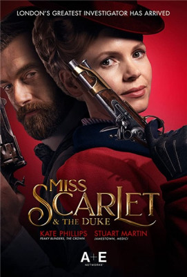 Мисс Скарлет и Герцог / Miss Scarlet and the Duke [Сезон: 1] (2020) WEB-DL 1080p | Novamedia
