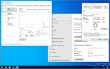 Windows 10 Pro 21332.1000 rs_PreRelease BIZ by Lopatkin (x86-x64) (2021) Rus