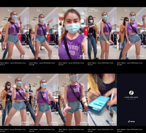 5506fcb5915f325a57f50c575e8d9bde - Asian Filipina- Dancing In Public- No Bra- Big Cameltoe / by TubeTikTok.Live